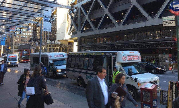 Jitney Buses of New Jersey